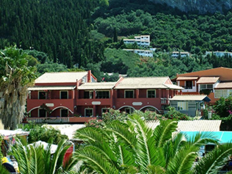 Hotel Romantic Palace - Agios Gordis - Corfu
